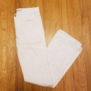 Jbrand White Jeans
